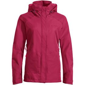 VAUDE Elope Jacket Women, rojo